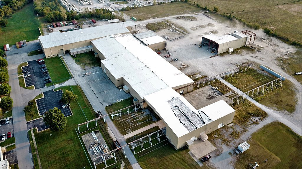 Braden Manufacturing Construction