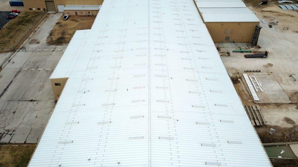 Braden Manufacturing Roof