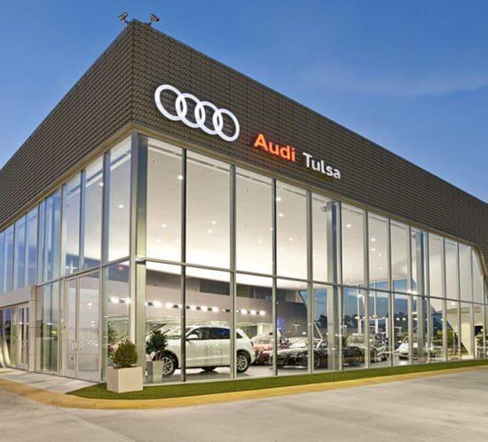 Audi of Tulsa