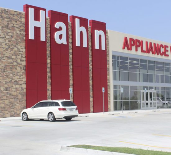 Hahn Showroom and Distribution Center