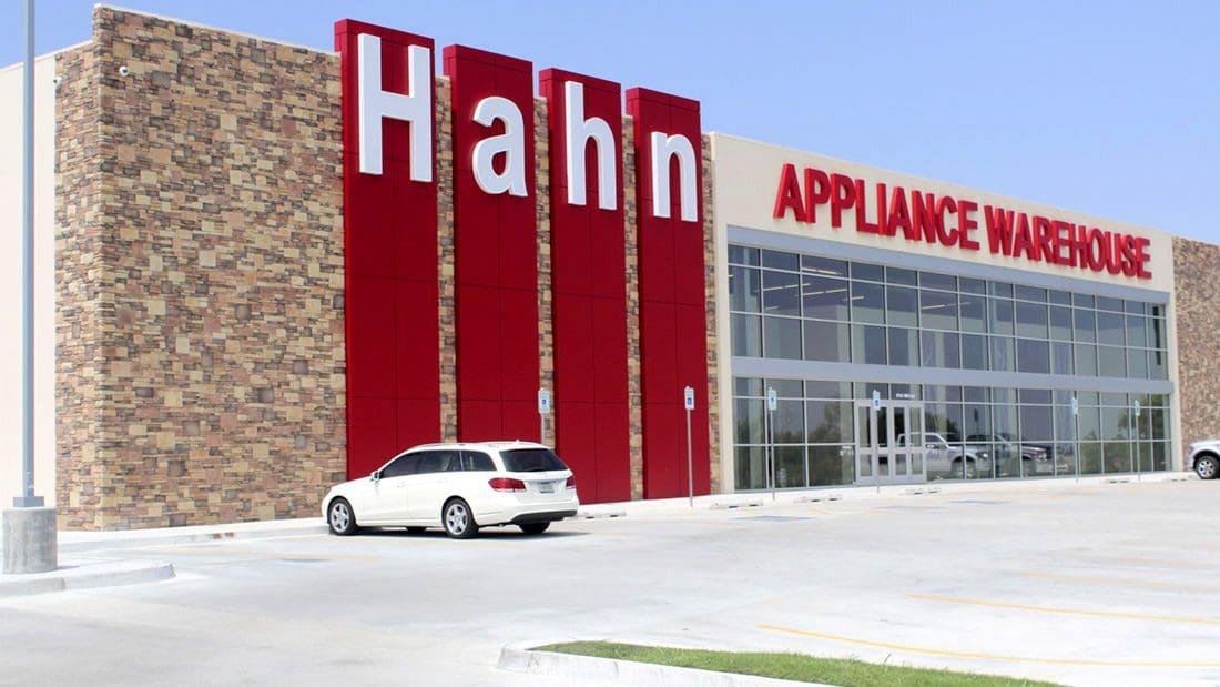 Hahn Appliance Entrance