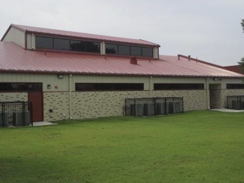 San Miguel School Exterior