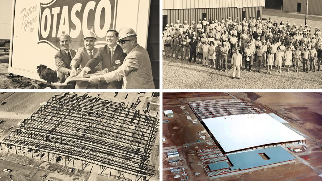 Otasco_Collage_1969_Timeline