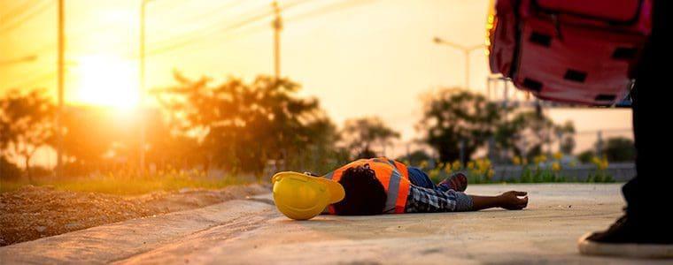 Jobsite Safety to Avoid Heat Stroke