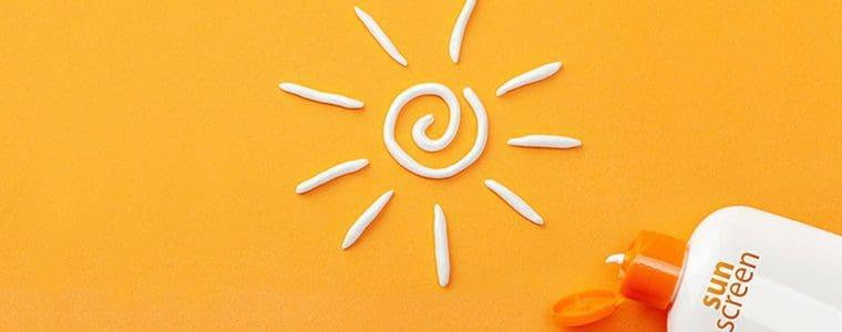 Sunscreen on the Job