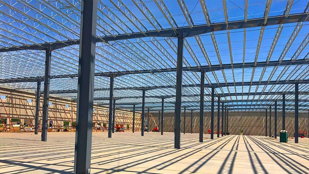 Steel Construction - Amazon Sort
