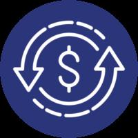 Savings Cycle Icon