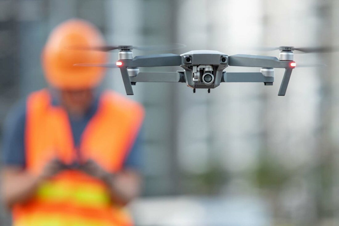 Drones in the Construction Industry